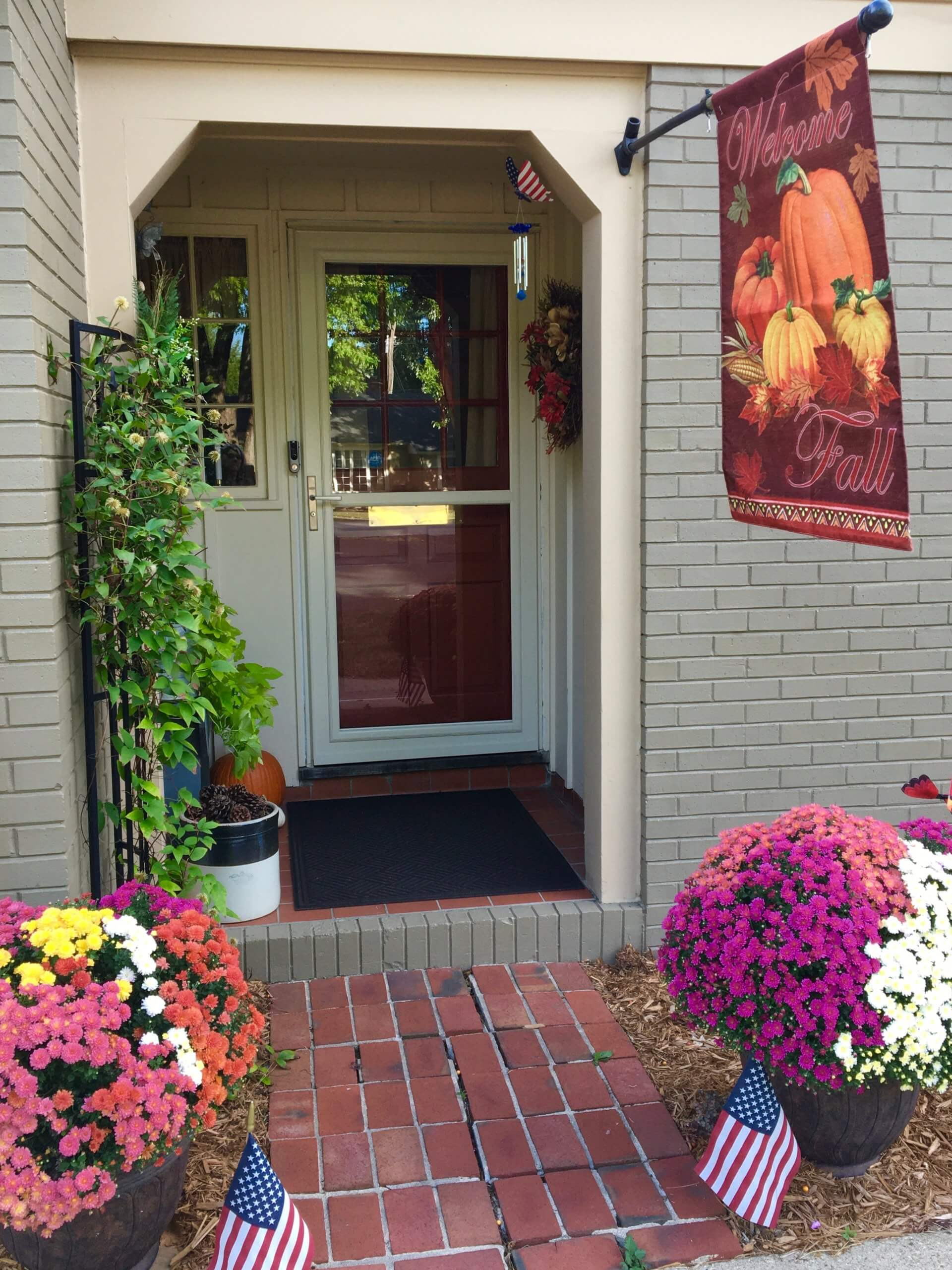 Client Entrance